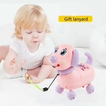 Children's Electric Puppy Dog with Light Music Walking Electronic Puzzle... - $32.00
