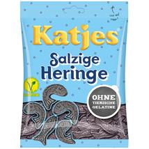 Katjes Salzige Heringe Salted Licorice -Made in Germany -500g- FREE SHIP... - $15.83
