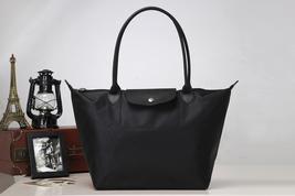 04a70486aa78 Longchamp Le Pliage Handbag Neo Tote Large Black Nylon New 1899578001 -   84.99