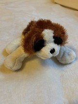"Ganz Webkinz Lil'Kinz ST. BERNARD PUPPY DOG 6"" Plush Stuffed Animal Used... - $16.61"
