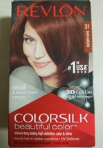 Revlon ColorSilk Beautiful Color Permanent Hair Color 31 Dark Auburn - 1 EA - $4.75