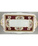 "Royal Albert Lady Hamilton Serving tray 11 1/2 "" - $80.00"