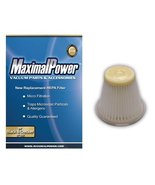 MaximalPower VF BD425 Replacement HEPA Filter for Black and Decker Dustb... - $5.82
