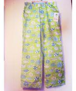 Lilly Pulitzer multi colored casual cotton pa... - $28.99