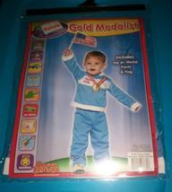 *~$12 SALE! NIP Halloween Gold Medalist Costume sz 12-24M - $12.00