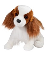 Douglas Cuddle Toys 16'' Plush REGAL The King Charles Cavalier Dog ~NEW~ - $22.49