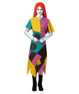 THE NIGHTMARE BEFORE CHRISTMAS SALLY ADULT HALL... - $64.34