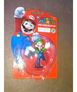 Super Mario Mini Figure Series 2 Nintendo LUIGI - $5.87