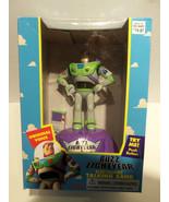 ORIGINAL Disney Toy Story Buzz Lightyear Ultimate Talking BANK Figure #6... - $48.95