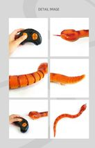 "Bandi Toys Wireless Remote Control Anaconda Snake 2.4Ghz RC Controller Toy 29.9"" image 6"