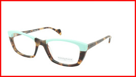 Face A Face Eyeglasses Frame SELMA 2 Col. 2120 Acetate Camouflage Yellow Opaque - $316.62