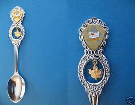 DE GRANBY ZOO QUEBEC Souvenir Collector Spoon HIPPO HIPPOPOTAMUS Collect... - $6.95