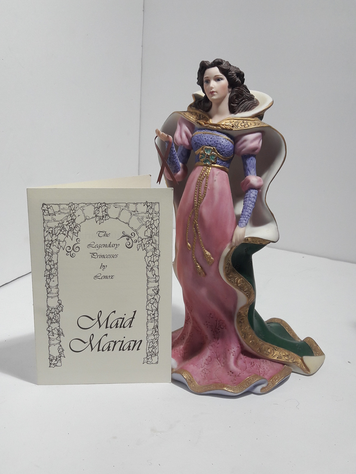 "Lenox Legendary Princesses ""Maid Marian"""