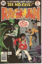 DC Ragman #3 The Tatterdemalion Of Justice See No Evil Action Adventure ... - $31.25