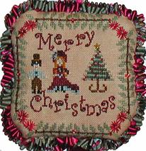 A Victorian Christmas cross stitch chart Praiseworthy Stitches - $5.40