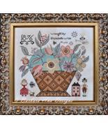 Elizabeth Wise cross stitch chart Barbara Ana Designs - $10.80