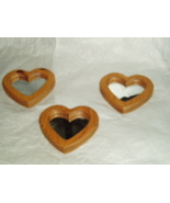 Homco Heart Accent Mirrors Home Interiors - $7.00