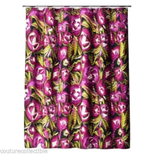 NEW! Missoni Home Target Reversible Shower Bath Curtain ...