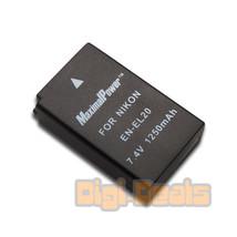 EXTENDED Camera Battery For Blackmagic Design Pocket Cinema Digital Camera - $9.79