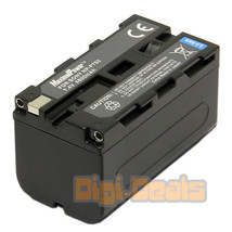 Camera Battery For SONY NP-F750 NP-F970 F960 F950 F930 F770 F570 4.8Ah - $18.70