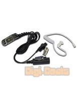 Surveillance Earpiece FBI Style for Motorola XPR6550, XPR6300, XPR6350, ... - $19.69