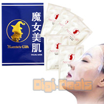 5-Packs Hydra Instant Treatment Facial Mask by HECATE'S GIFT x 5 Pieces - $28.70