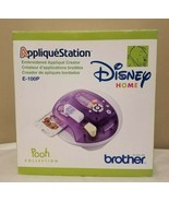 Disney Home Pooh Collection Brother Applique Station Embroidery Machine ... - $58.15