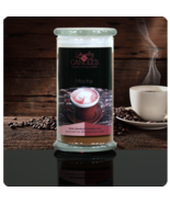 MOCHA CHOCOLATE COFFEE - JEWELRY IN CANDLES  - $32.00