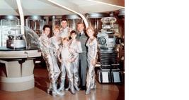 Lost In Space B Jon Harris Vintage 11X14 Color TV Memorabilia Photo  - $13.95