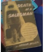 Death Of A Salesman Arthur Miller viking 1950 paperback - $34.99
