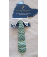 """Dog Collar Necktie Large 16"""" - 18"""" By Barker & Meowsky a paw firm - $5.87"""