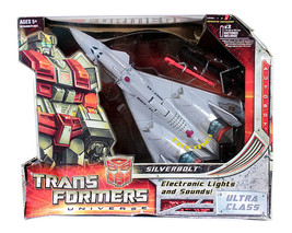 NEW Transformers Universe Ultra Class Autobot Silverbolt Classic Action ... - $39.99