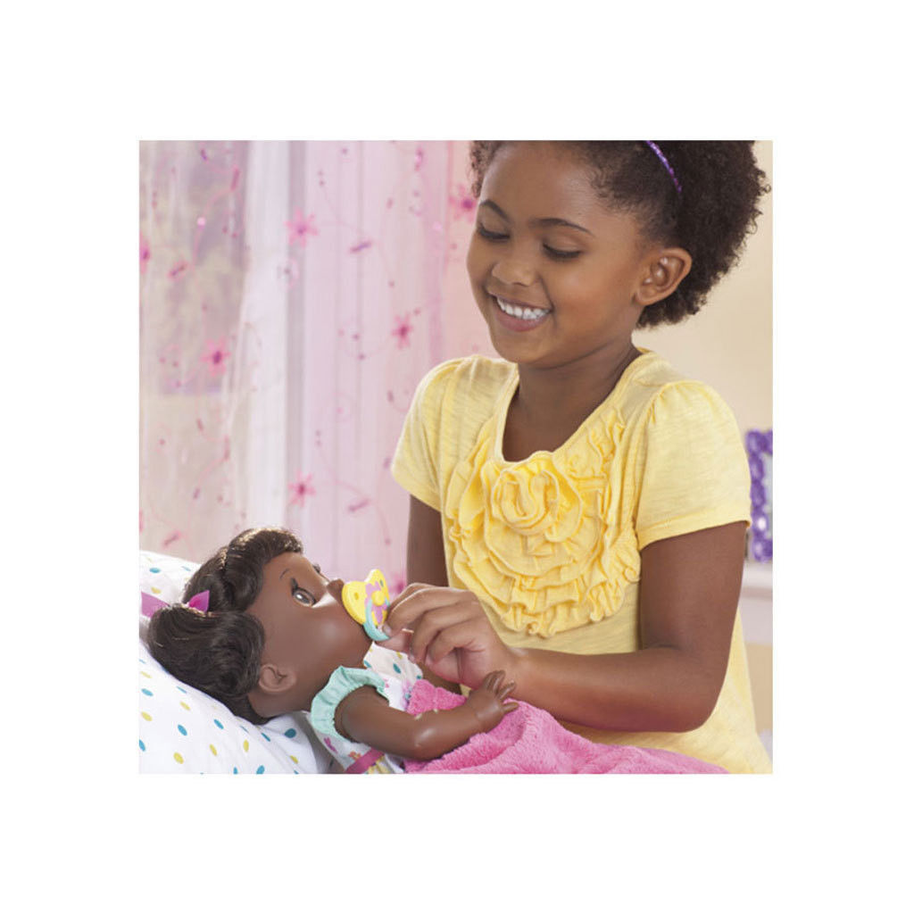 New Baby Alive Real Surprises African American Interactive