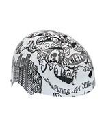 NWT Bell Sketch Youth Sport Safe Custom Safety Helmet Skate Roller Blade... - $29.99