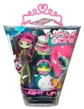 NEW NOVI Stars I Light Up Glow in the Dark Alie Lectric 7 Inch Doll + Pe... - $27.99