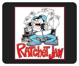 The Ratchet Jaw - The CBers Nightmare! Funny Mouse Pad Mat - Retro 70's ... - $14.99