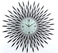 Wall Clocks Modern Design Decorative Clock Kitchen Contemporary Office N... - €91,65 EUR