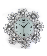 Wall Clocks Modern Design Decorative Clock Kitchen Contemporary Office N... - €82,82 EUR