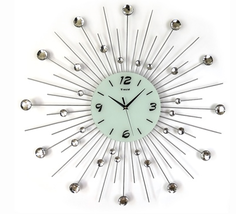 Wall Clocks Modern Design Decorative Clock Kitchen Contemporary Office N... - £69.05 GBP