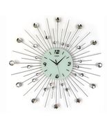 Wall Clocks Modern Design Decorative Clock Kitchen Contemporary Office N... - $119.42 CAD