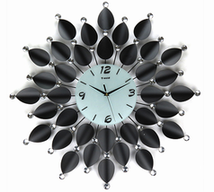 Wall Clocks Modern Design Decorative Clock Kitchen Contemporary Office N... - $90.00