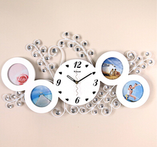 Wall Clocks Modern Design Decorative Clock Kitchen Contemporary Office N... - $85.00