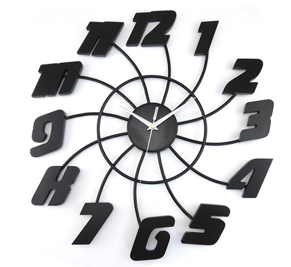 Primary image for Wall Clocks Modern Design Decorative Clock Kitchen Contemporary Office New cl32
