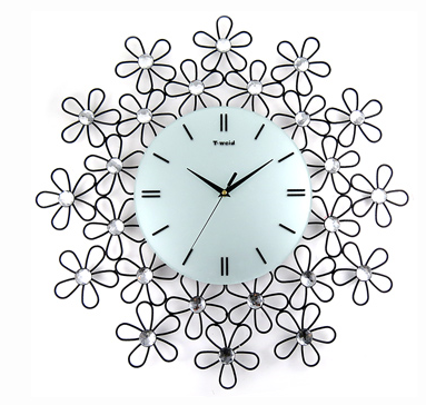 Primary image for Wall Clocks Modern Design Decorative Clock Kitchen Contemporary Office New cl33