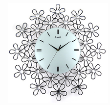 Wall Clocks Modern Design Decorative Clock Kitchen Contemporary Office N... - €95,36 EUR