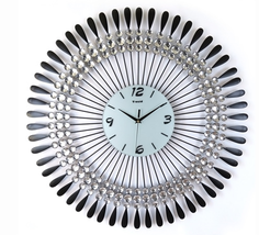 Wall Clocks Modern Design Decorative Clock Kitchen Contemporary Office N... - €94,43 EUR