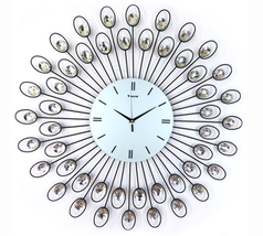 Wall Clocks Modern Design Decorative Clock Kitchen Contemporary Office N... - $103.00