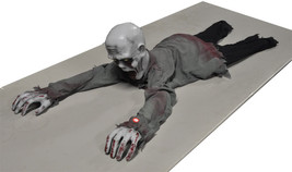 Crawling Ground Walker Zombie Animated Halloween Prop - €62,19 EUR