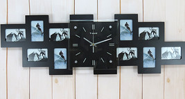 Wall Clocks Modern Design Decorative Clock Kitchen Contemporary Office N... - €90,73 EUR