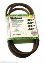 Murray 37x106 = 37x106ma Drive V-belt - $26.99